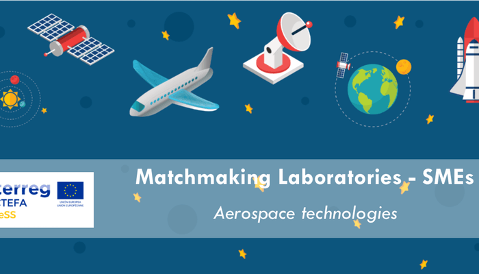 Matchmaking event on aerospace