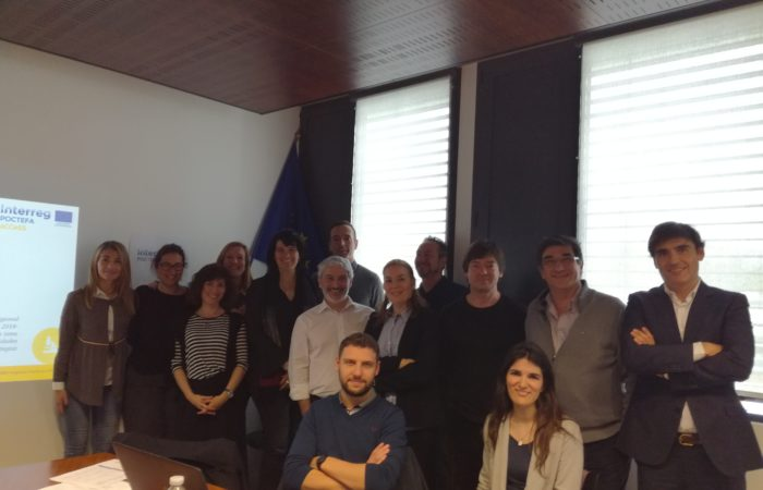 The University of Saragossa participates in the launch meeting for the aCCeSS Crossborder Cooperation project
