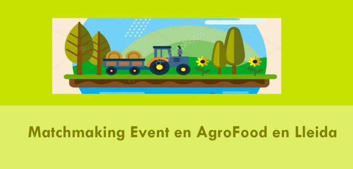Matchmaking event en Agrofood