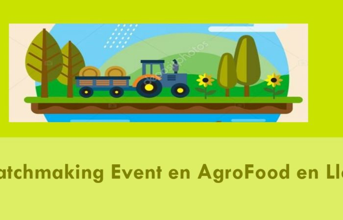Matchmaking event in the Agrofood field in Lleida