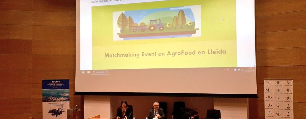 Innovative potential of the food industry in Lleida