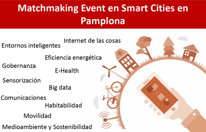 Matchmaking Event in Smart Cities at Public University of Navarre