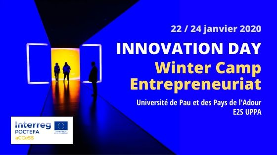 Innovation Day « Winter Camp entrepreneuriat »