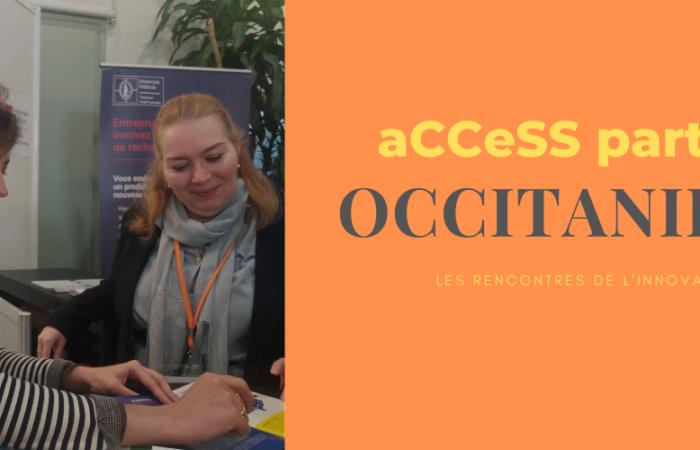 El proyecto aCCeSS participa en la 13ª edición del OCCITANIE INNOV