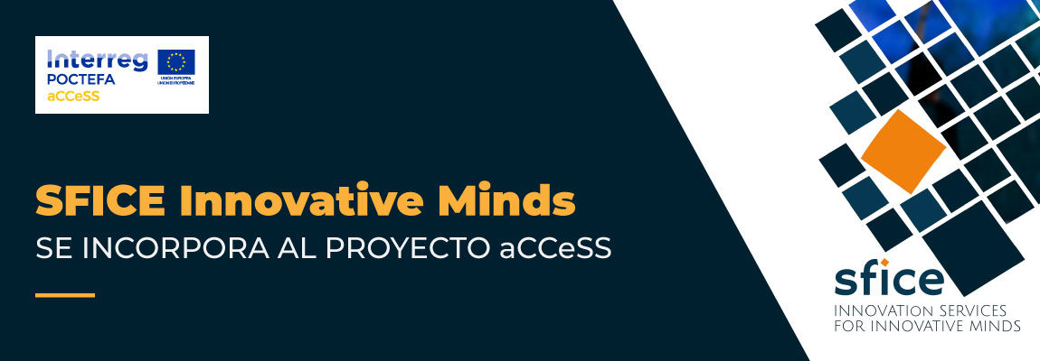 SFICE Innovative Minds se incorpora al proyecto aCCeSS