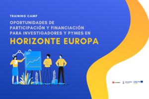 Workshop Online sobre oprtunidades de participación de pymes y universidades en Horizonte Europa
